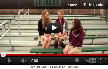 Run on Sun's video documenting the Westridge School Solar Project