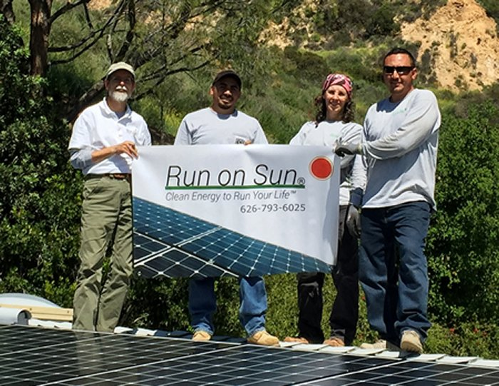 Run on Sun team