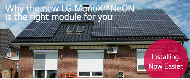 Please sell LG's NeON modules