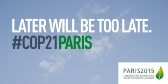 COP21 Too Late