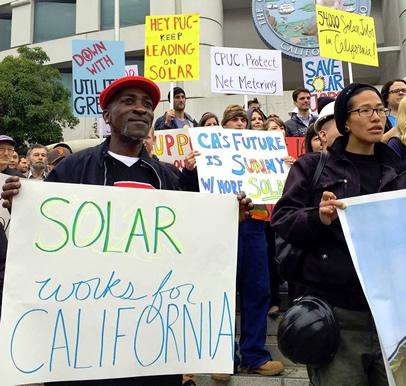 Solar works!