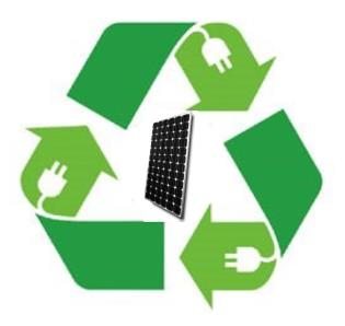 Solar Recycling