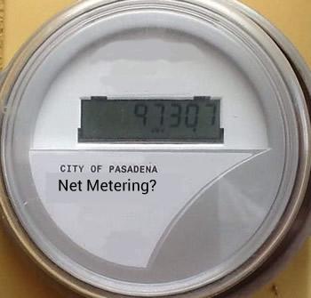 PWP - Net Metering?
