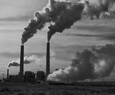 polluting power plants