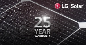 LG expands warranty to 25 years