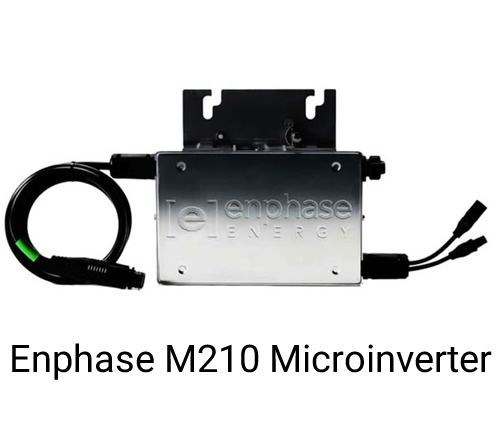 Enphase M210 microinverter