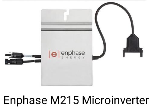 Enphase M215 microinverter will now work with Ensemble Storage System