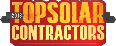2018 Top Solar Contractors List