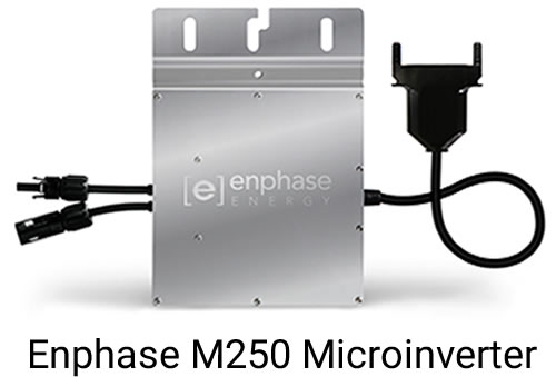 Enphase M250 microinverter will now work with Ensemble Storage System