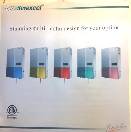 Designer inverters