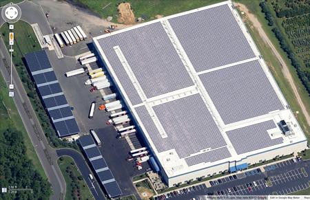 Dietz & Watson distribution center, new jersey